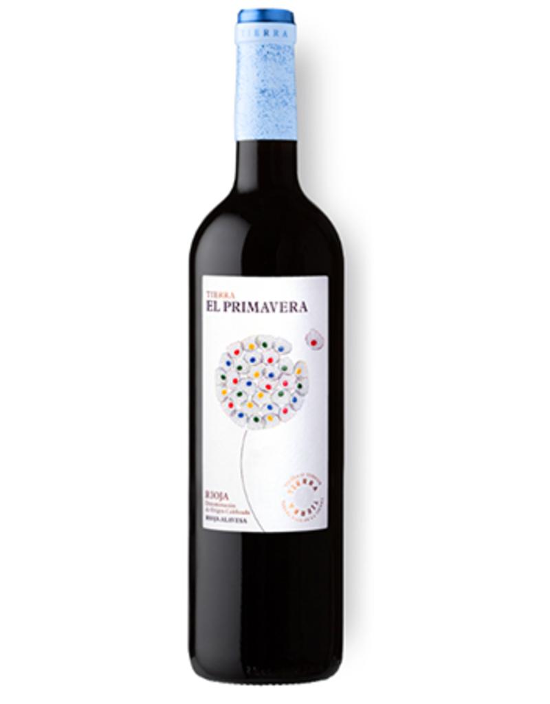 Bodegas Tierra El Primavera Rioja 2017