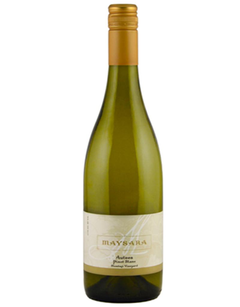 "Maysara Pinot Blanc ""Autees"" Willamette Valley 2017"