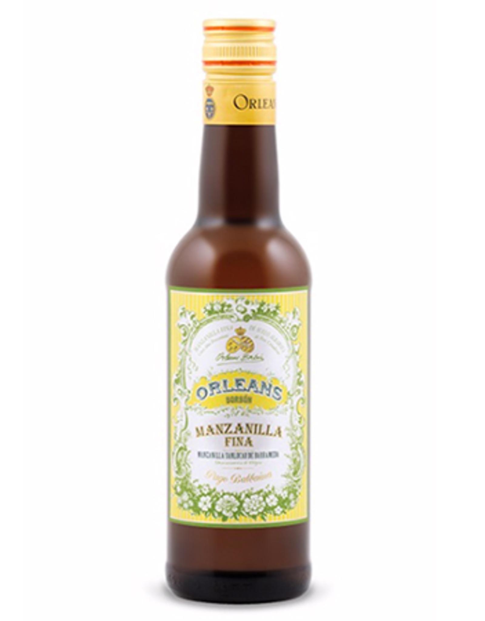 Orleans Bourbon Manzanilla Fina NV