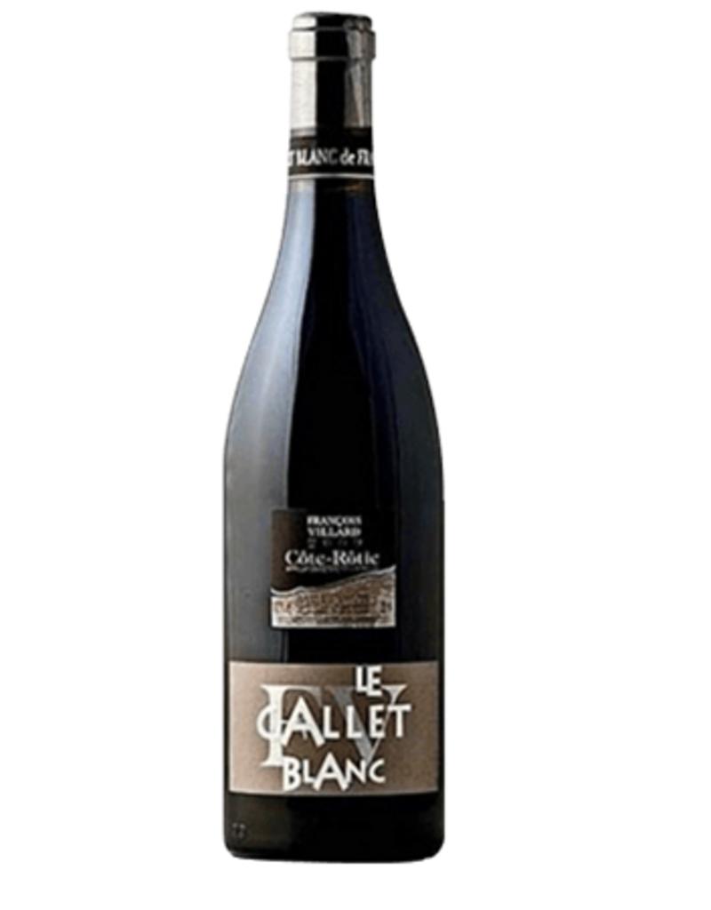 Domaine Francois Villard Cote Rotie Le Gallet Blanc 2014