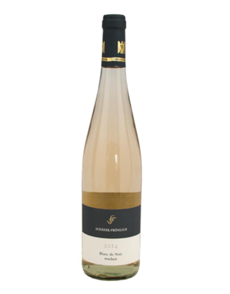 Schafer Frohlich Pinot Noir Blanc de Noir Nahe 2018