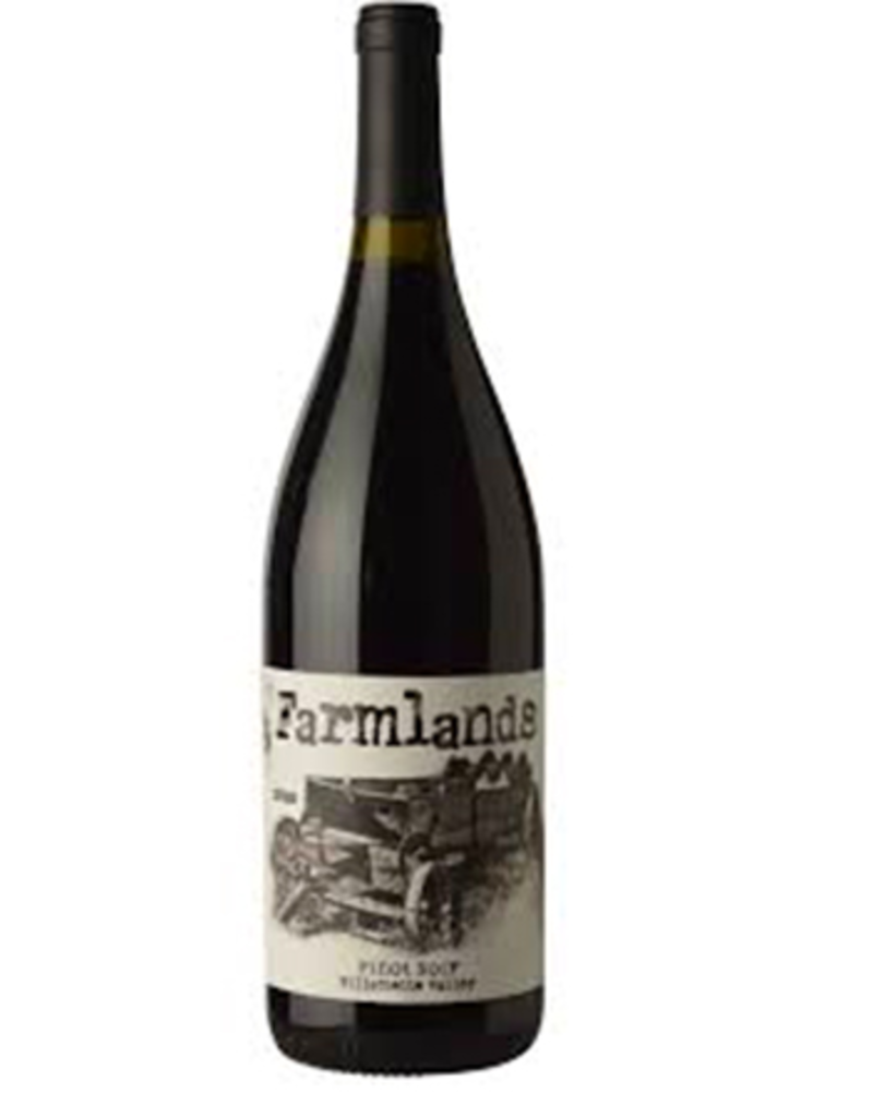 Johan Vineyards Farmlands Pinot Noir 2018