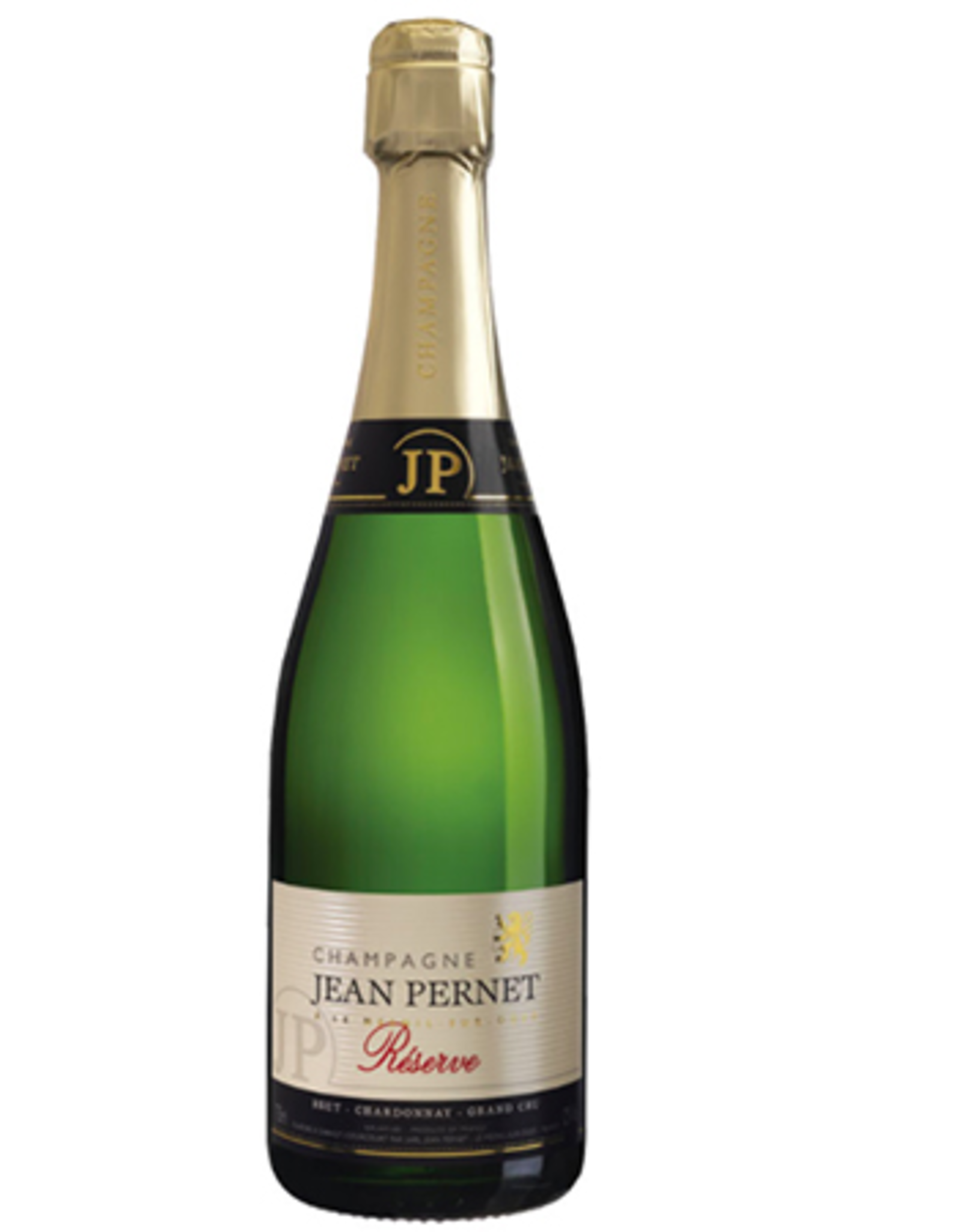 Jean Pernet Brut Reserve Grand Cru Champagne Non-Vintage