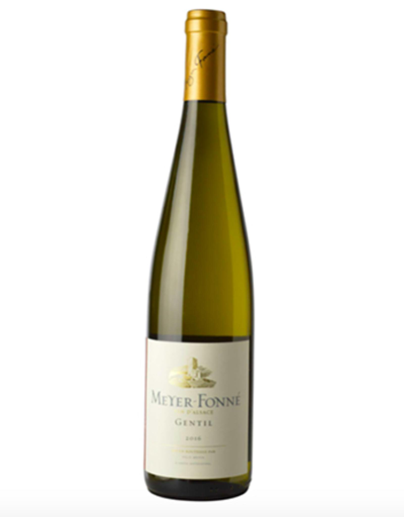 Meyer Fonne Vin d'Alsace Gentil 2018