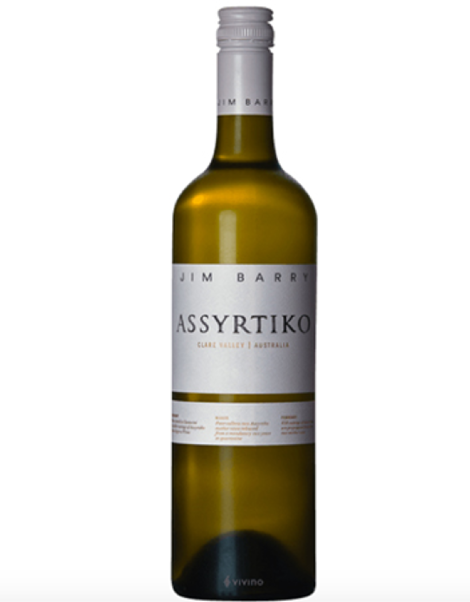 Jim Barry Assyrtiko Clare Valley 2018