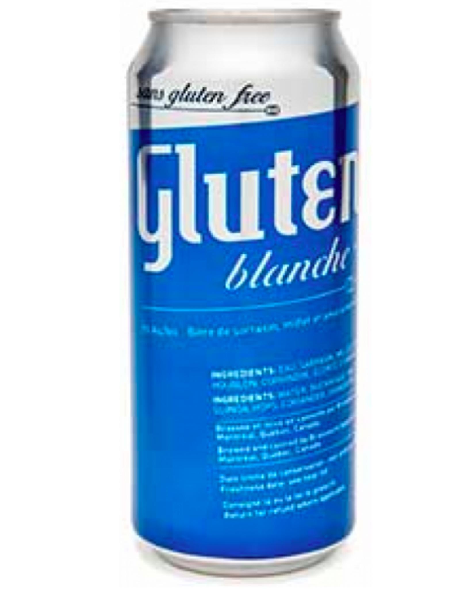 Glutenberg White Ale 4 pk can