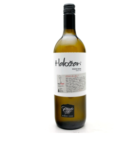 New Item Pullus Halozan White Blend 2018 1L