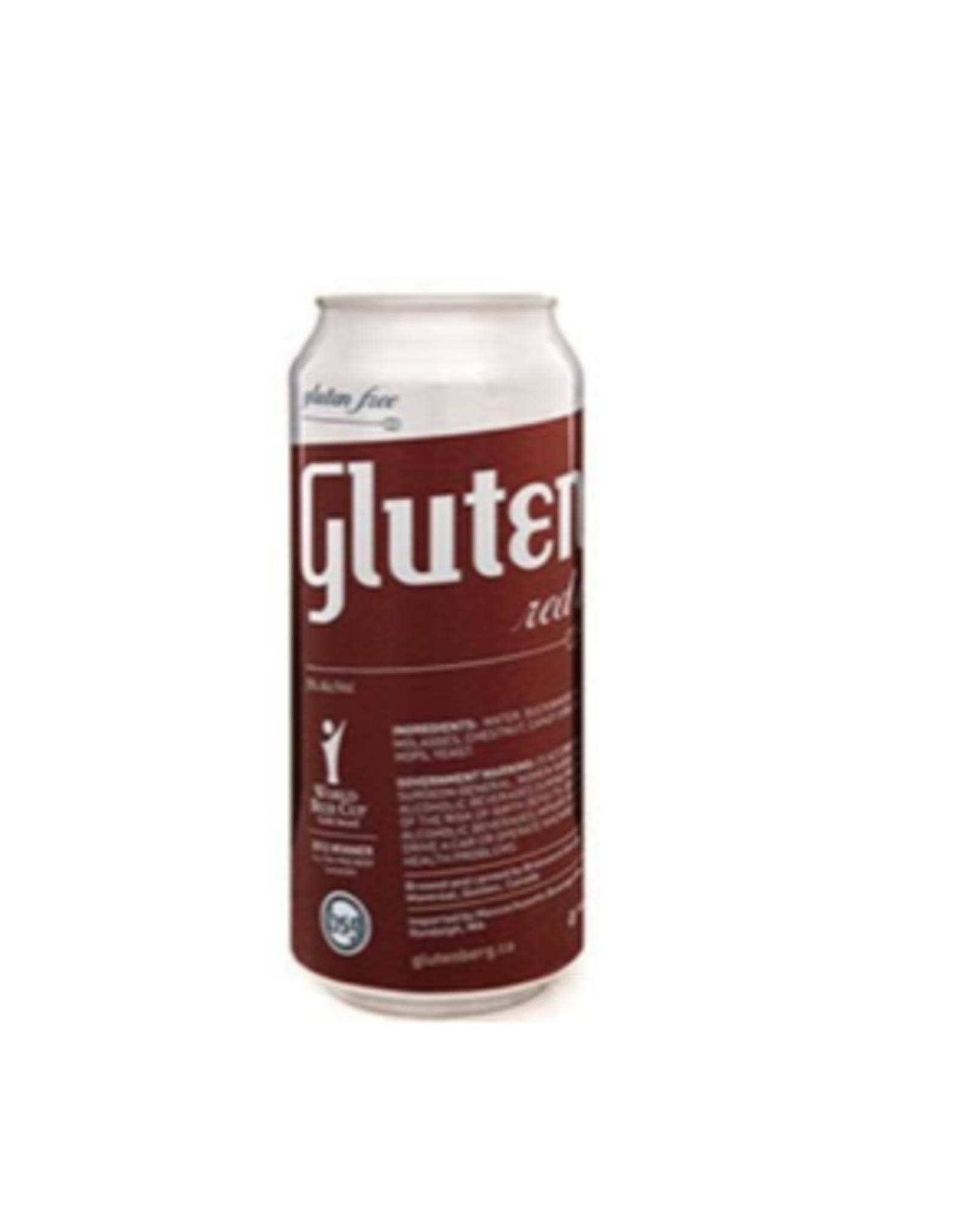 Glutenberg Red Gluten Free 4pk