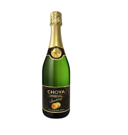Choya Original Sparkling Ume Fruit 750ml