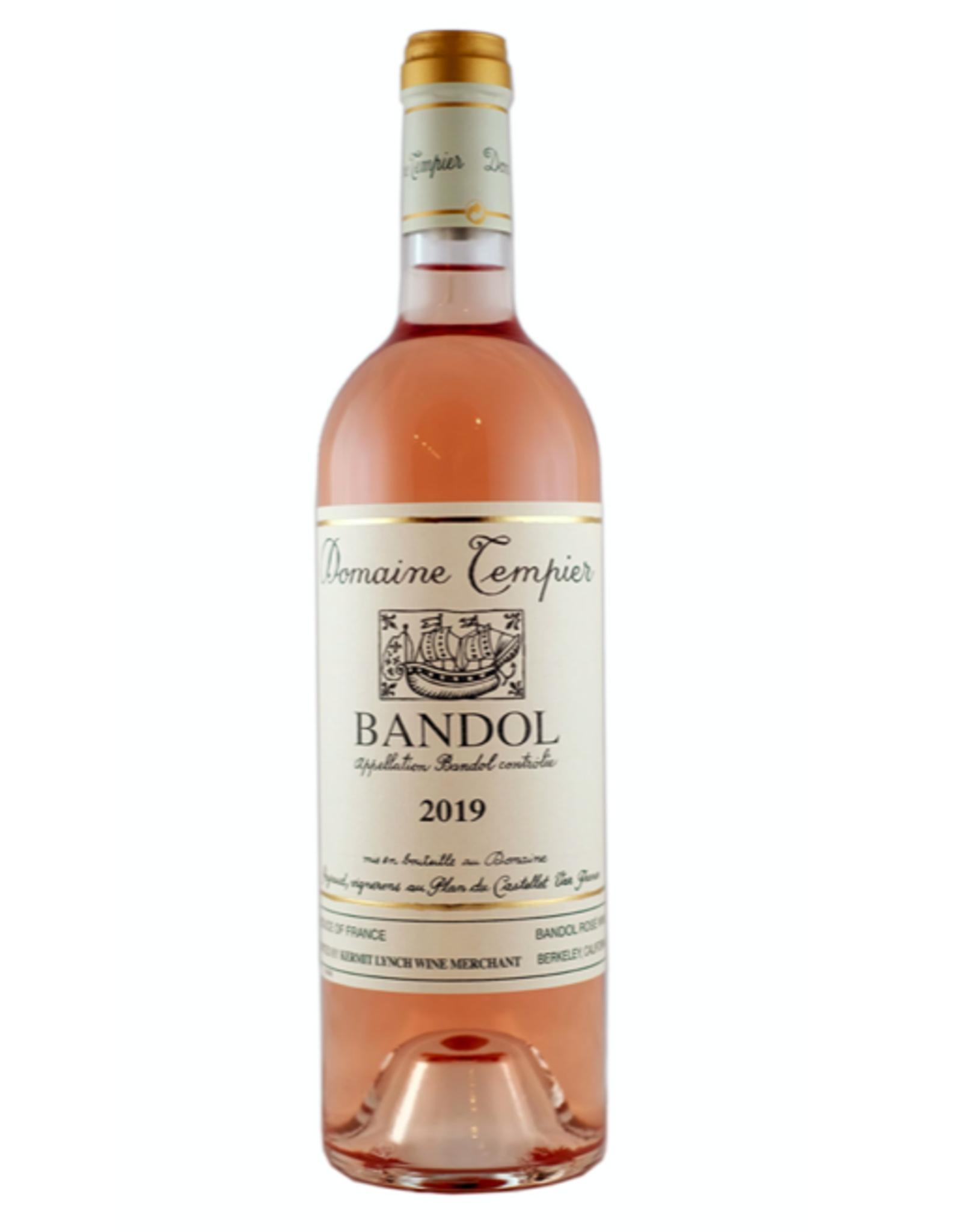 Domaine Tempier Bandol Rose 2019