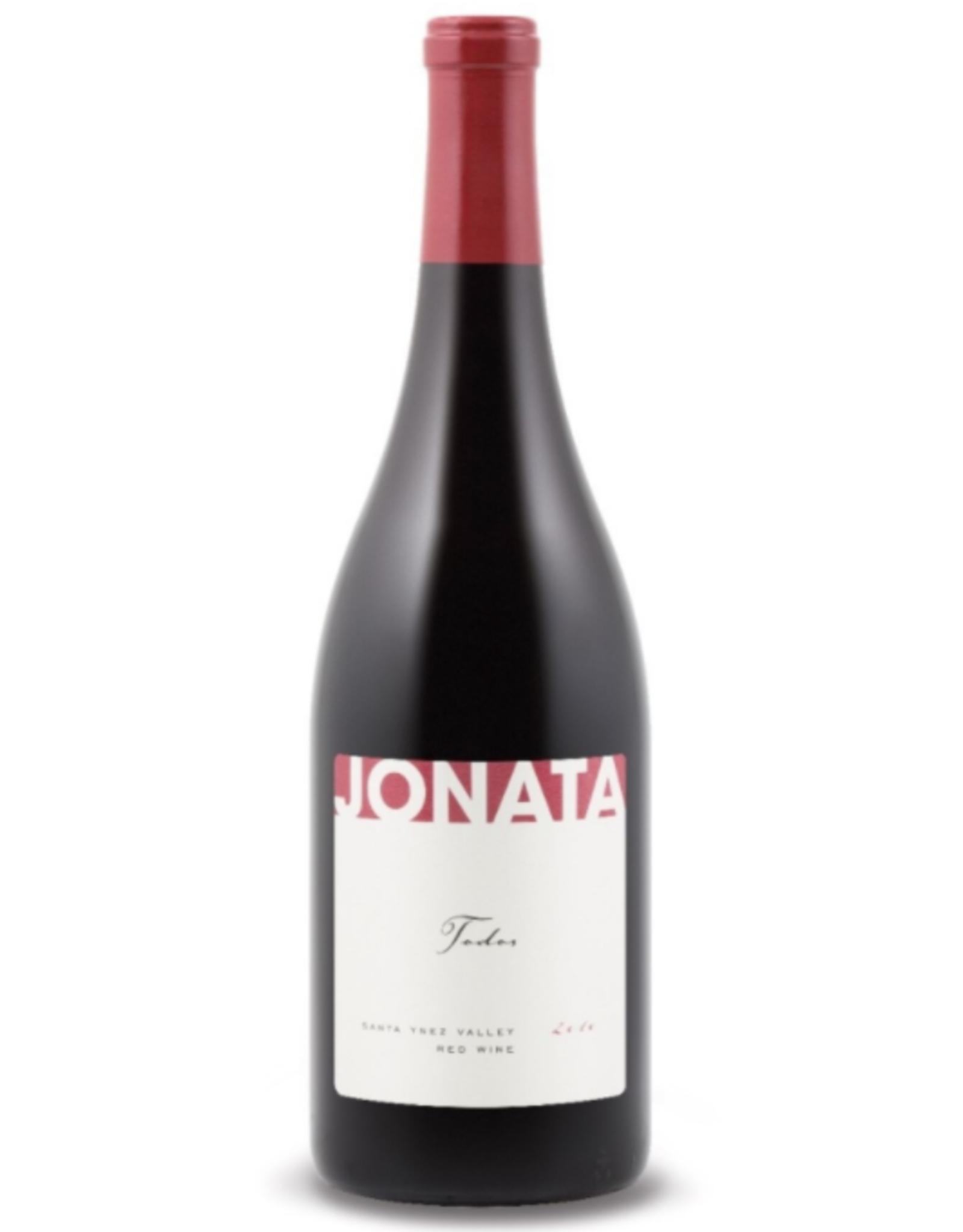 New Item Jonata Todos Ballard Canyon Red Blend 2014