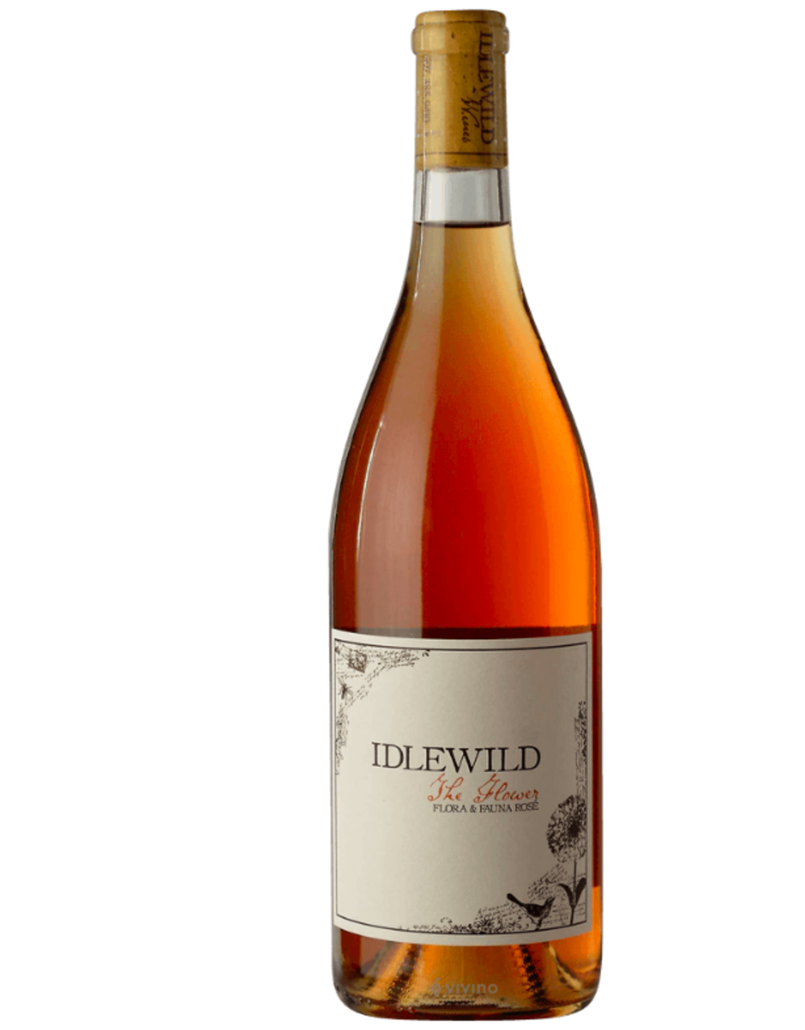Idlewild The Flower Flora and Fauna Rose Mendocino 2019