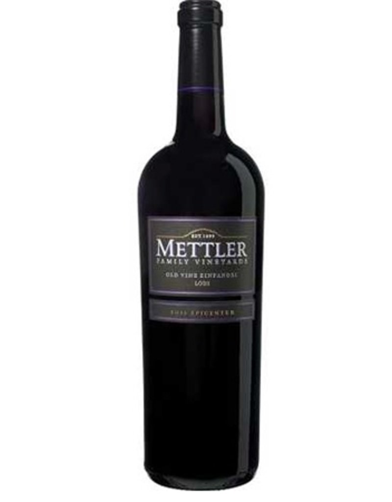 Mettler Family Vineyards Old Vine Zinfandel 2015x