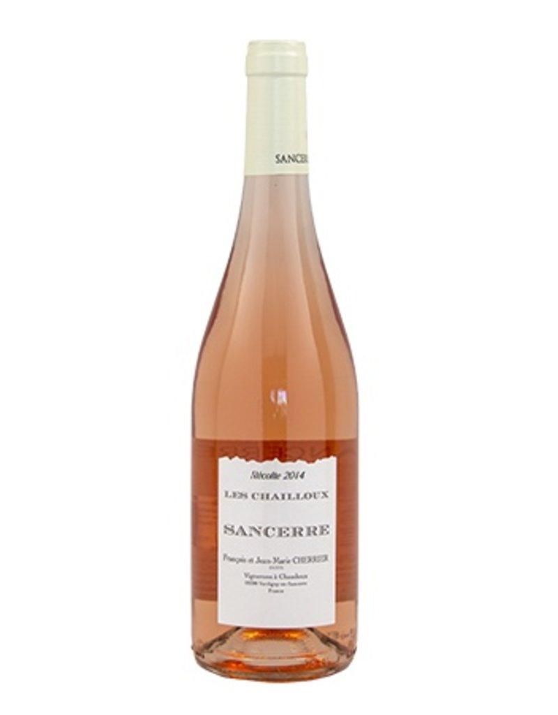 Domaine Cherrier Les Chailloux Sancerre Rose 2018