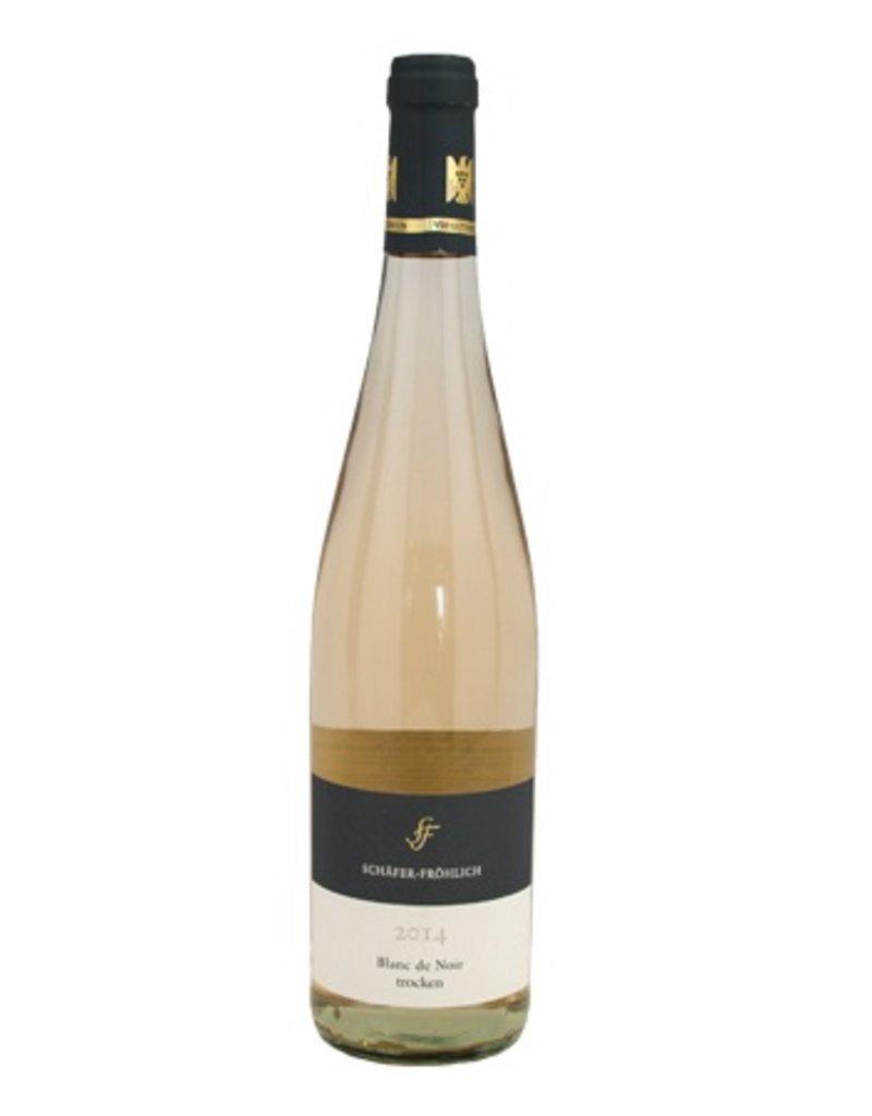 Schafer Frohlich Pinot Noir Blanc de Noir Nahe 2017