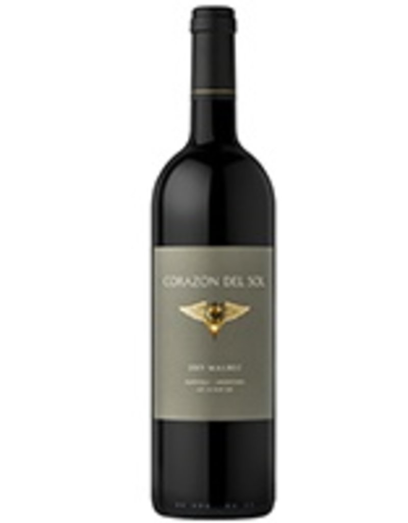 Corazon del Sol Malbec Uco Valley 2016