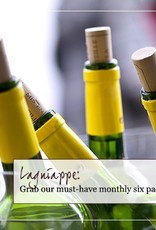 Lagniappe Sixer - Monthly Wine Club -  August 2020