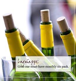 Lagniappe Sixer - Monthly Wine Club - April 2021
