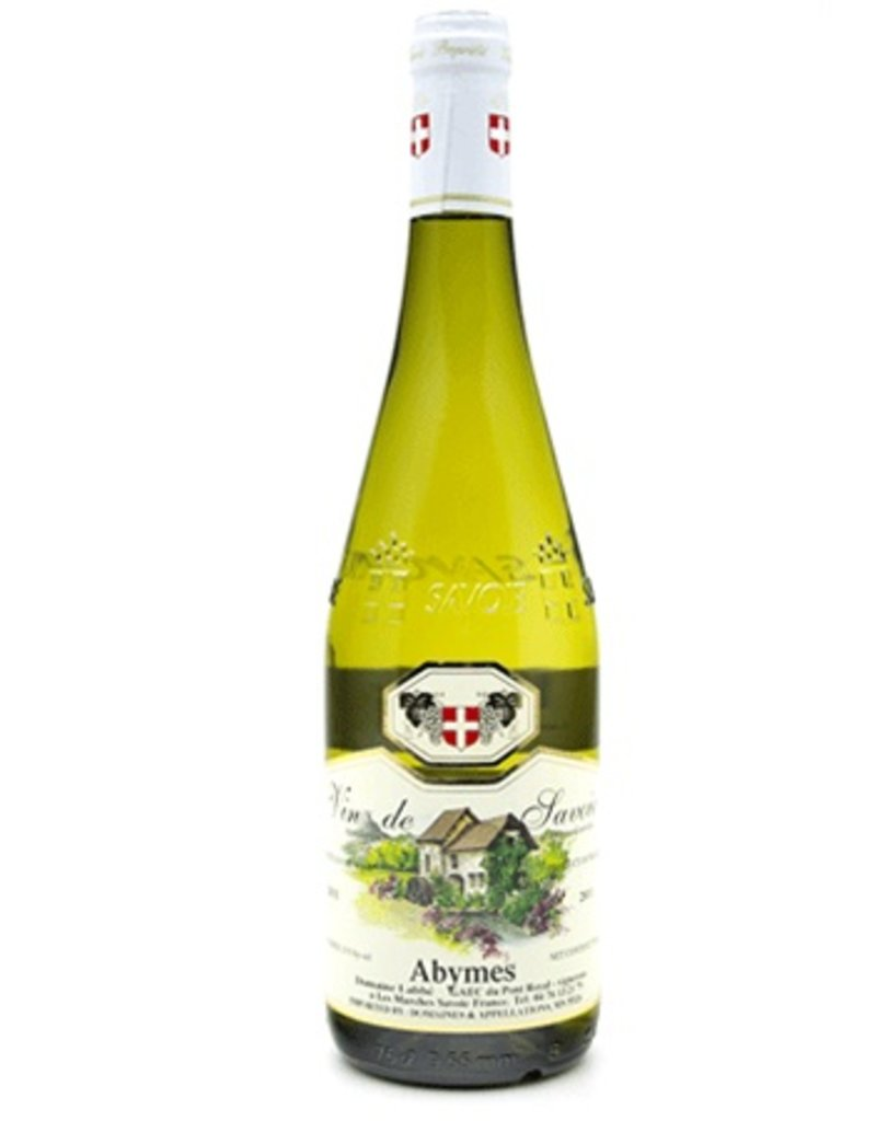 Domaine Labbe Abymes Savoie 2015