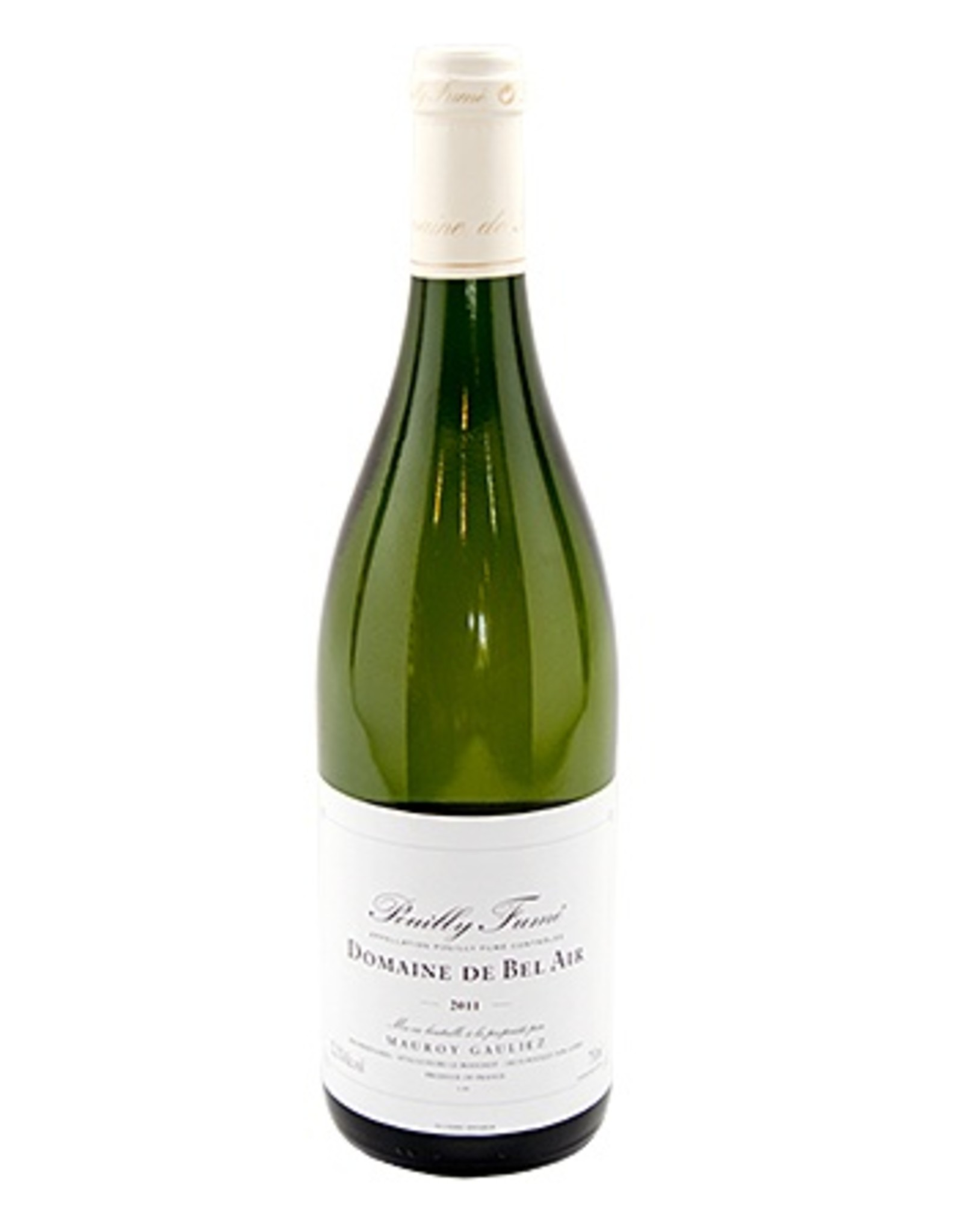 Domaine Bel Air Pouilly Fume 2018