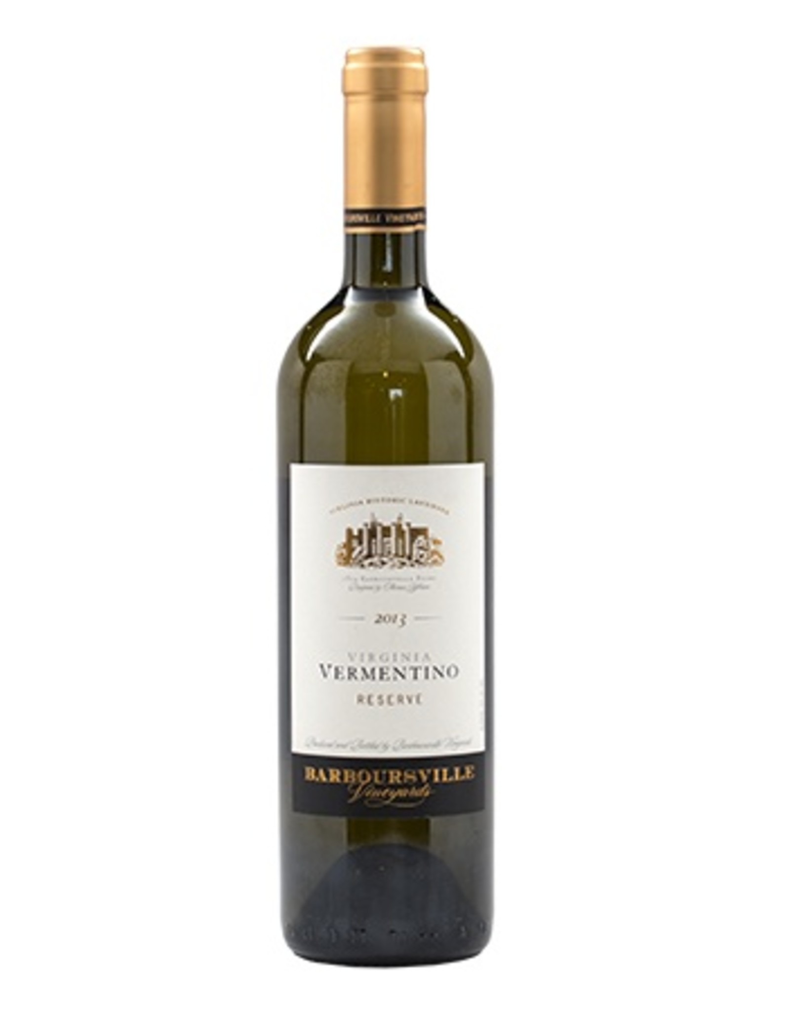 Barboursville Vermentino Reserve 2018