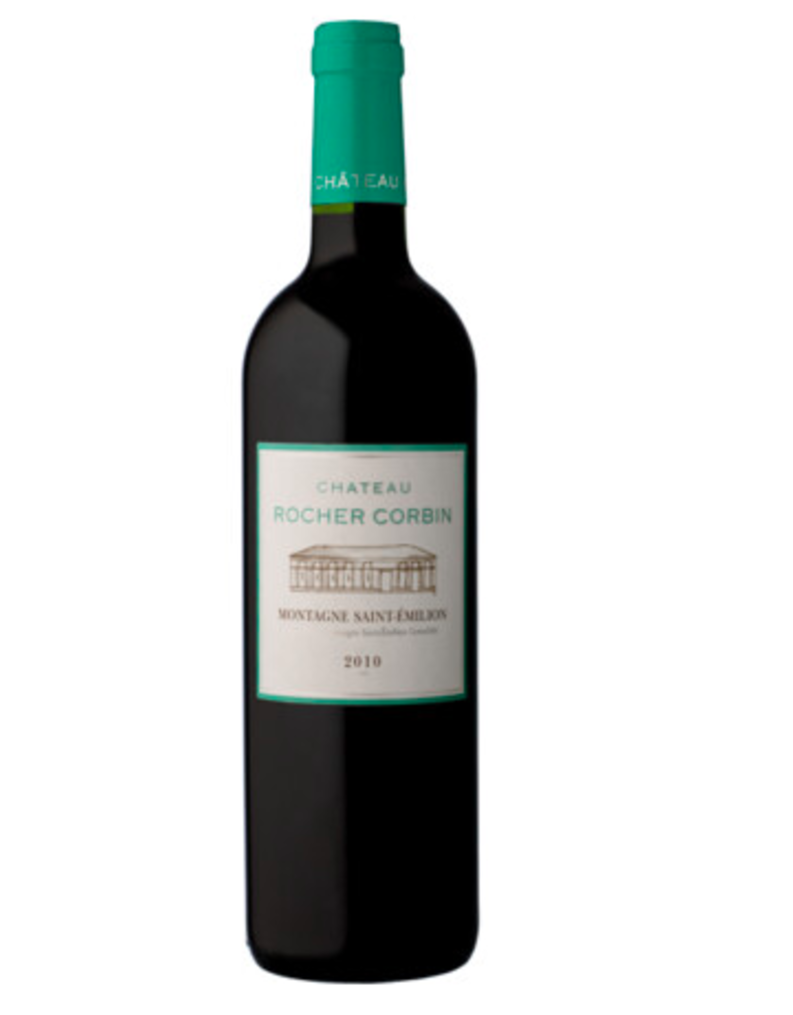 New Item Chateau Rocher Corbin Montagne Saint-Emilion 2015