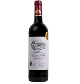 New Item Chateau Cantillac Rouge Bordeaux Superieur 2019