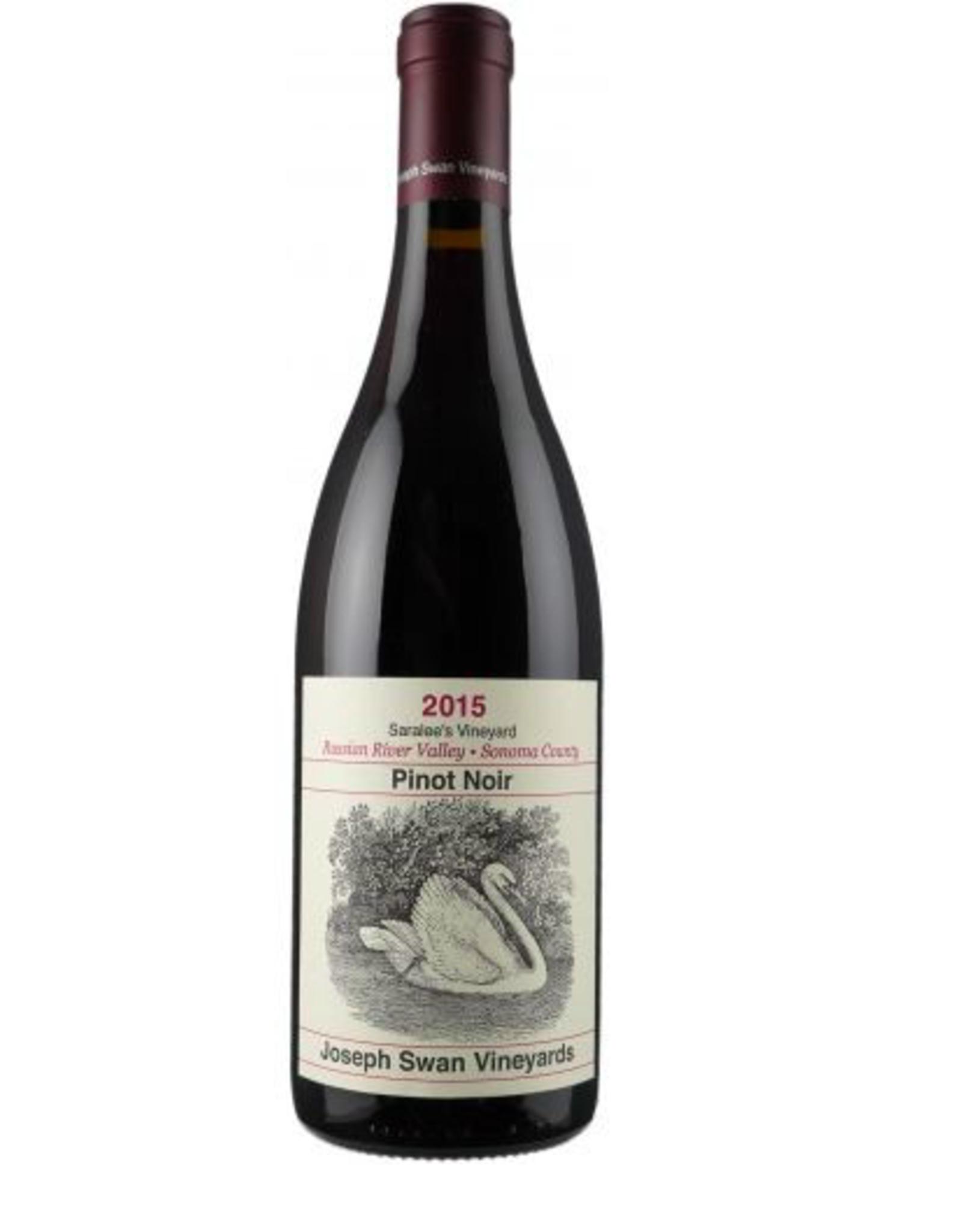 New Item Joseph Swan Cuvee de Trois Russian River Pinot Noir 2015