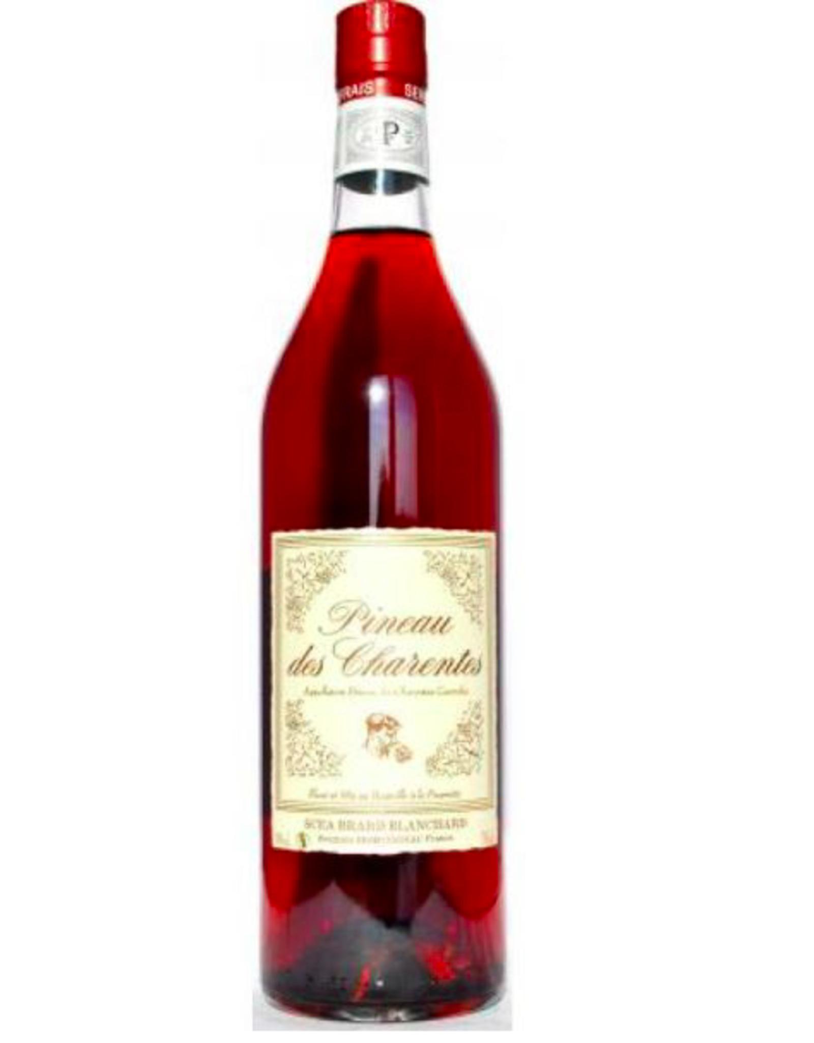 Domaine Sophie Brard-Blanchard Pineau des Charentes Rouge NV