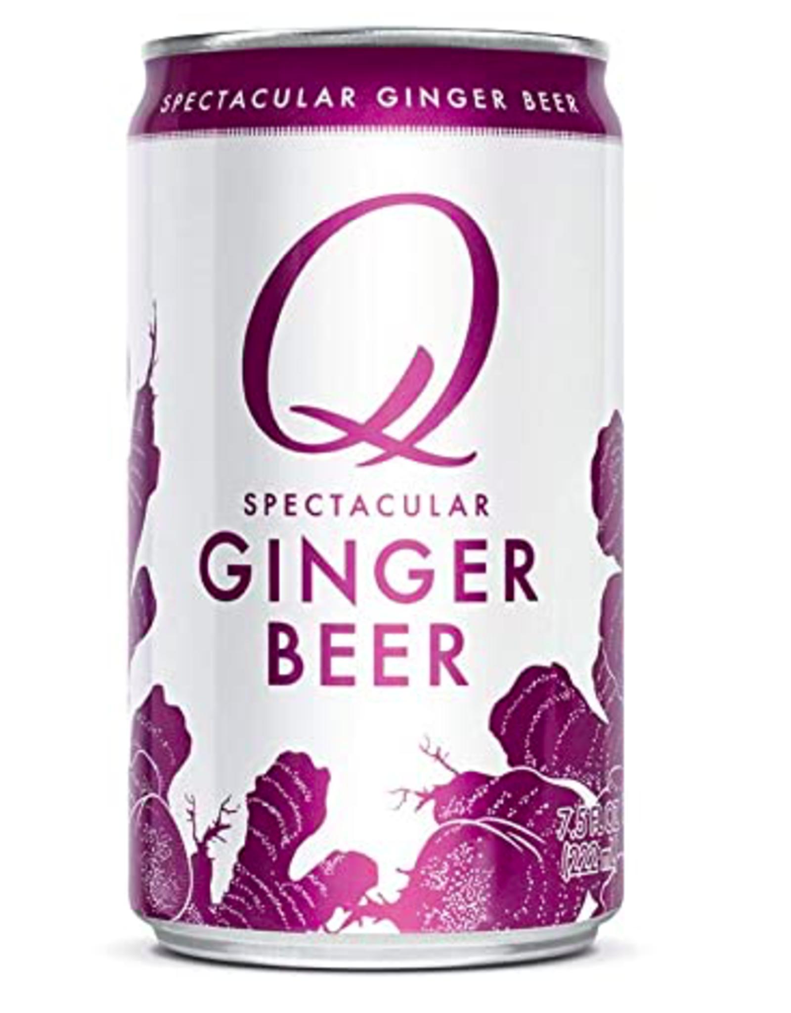 Q Ginger Beer 4pk