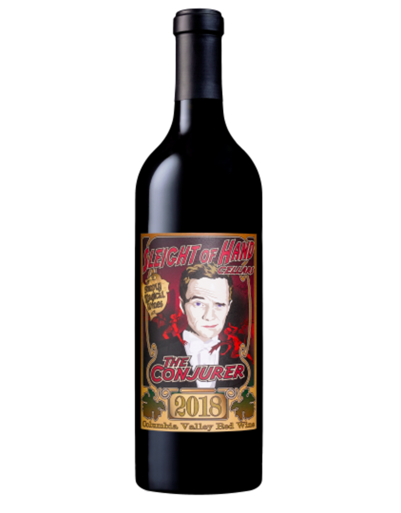 Sleight of Hand The Conjurer Bordeaux Style Blend Columbia Valley 2017