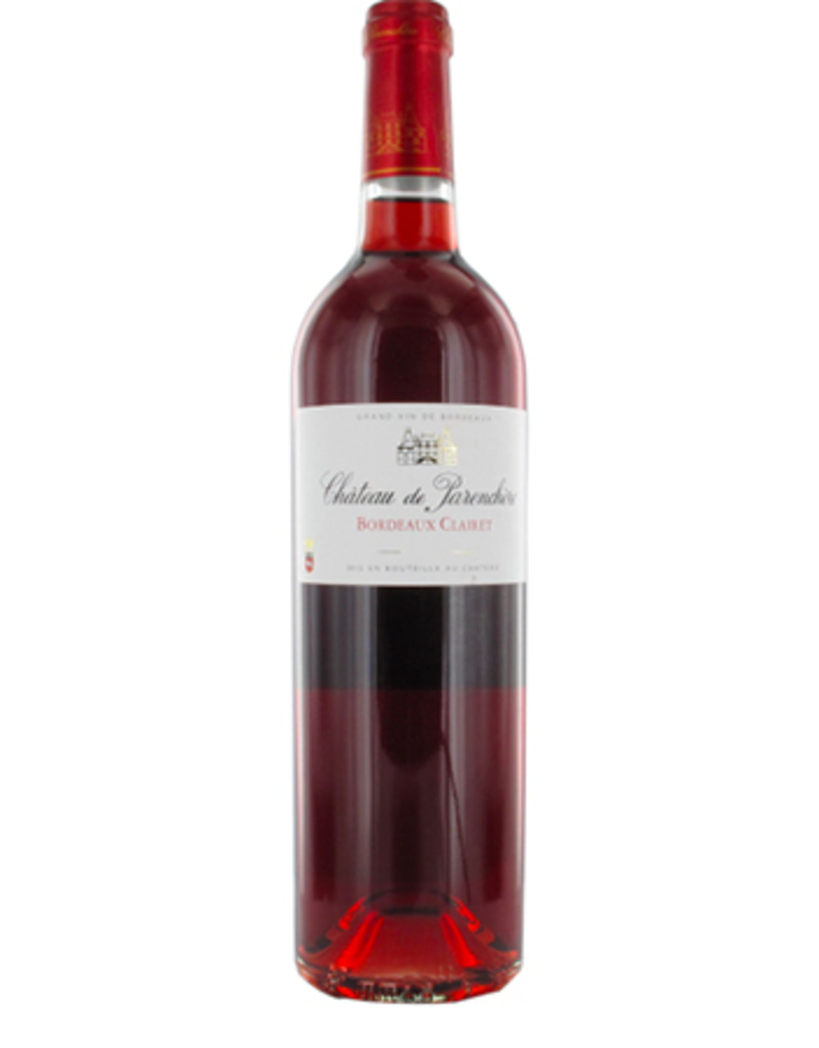 Chateau La Bourree Bordeaux Clairet 2019