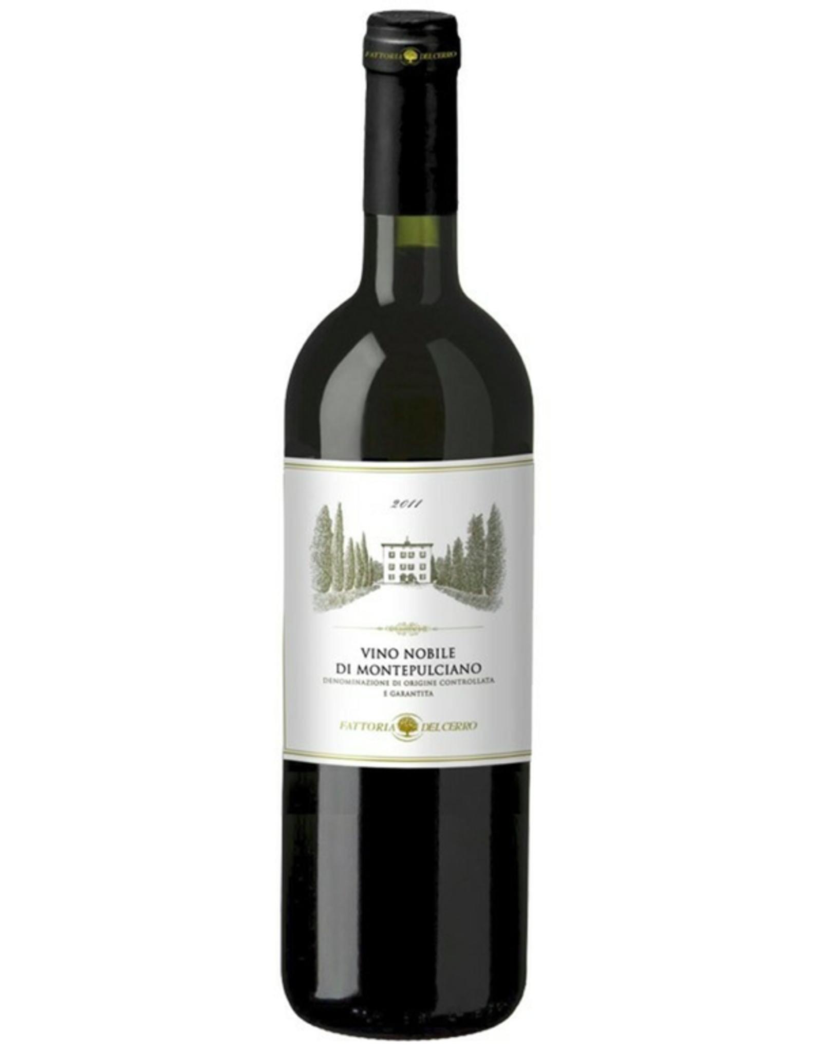 Fattoria Del Cerro Vino Nobile Di Montepulciano 2016