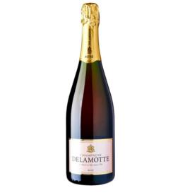 Delamotte Brut Rose Champagne Non-Vintage