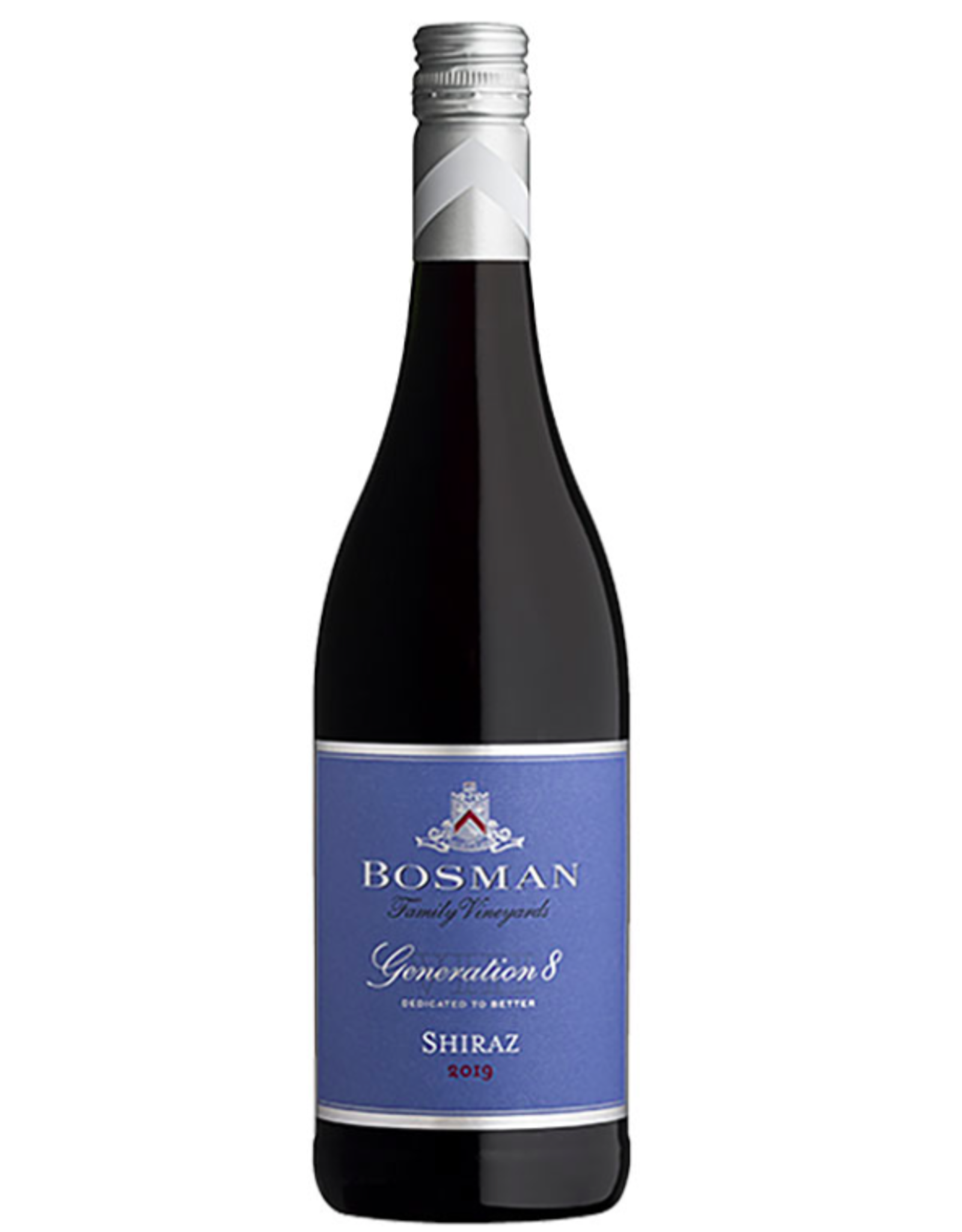 New Item Bosman Generation 8 Shiraz 2019