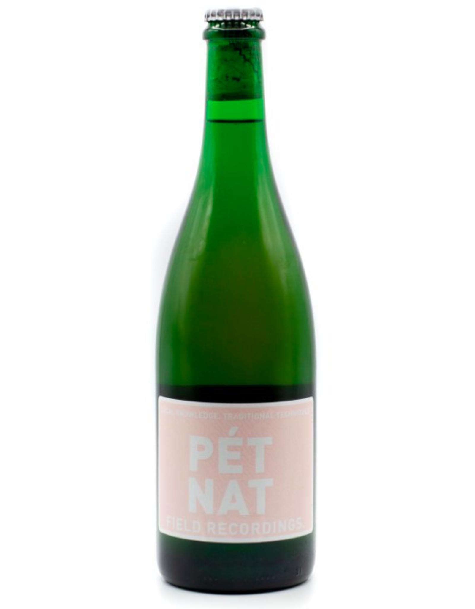 Field Recordings Pet Nat Rosé 2019