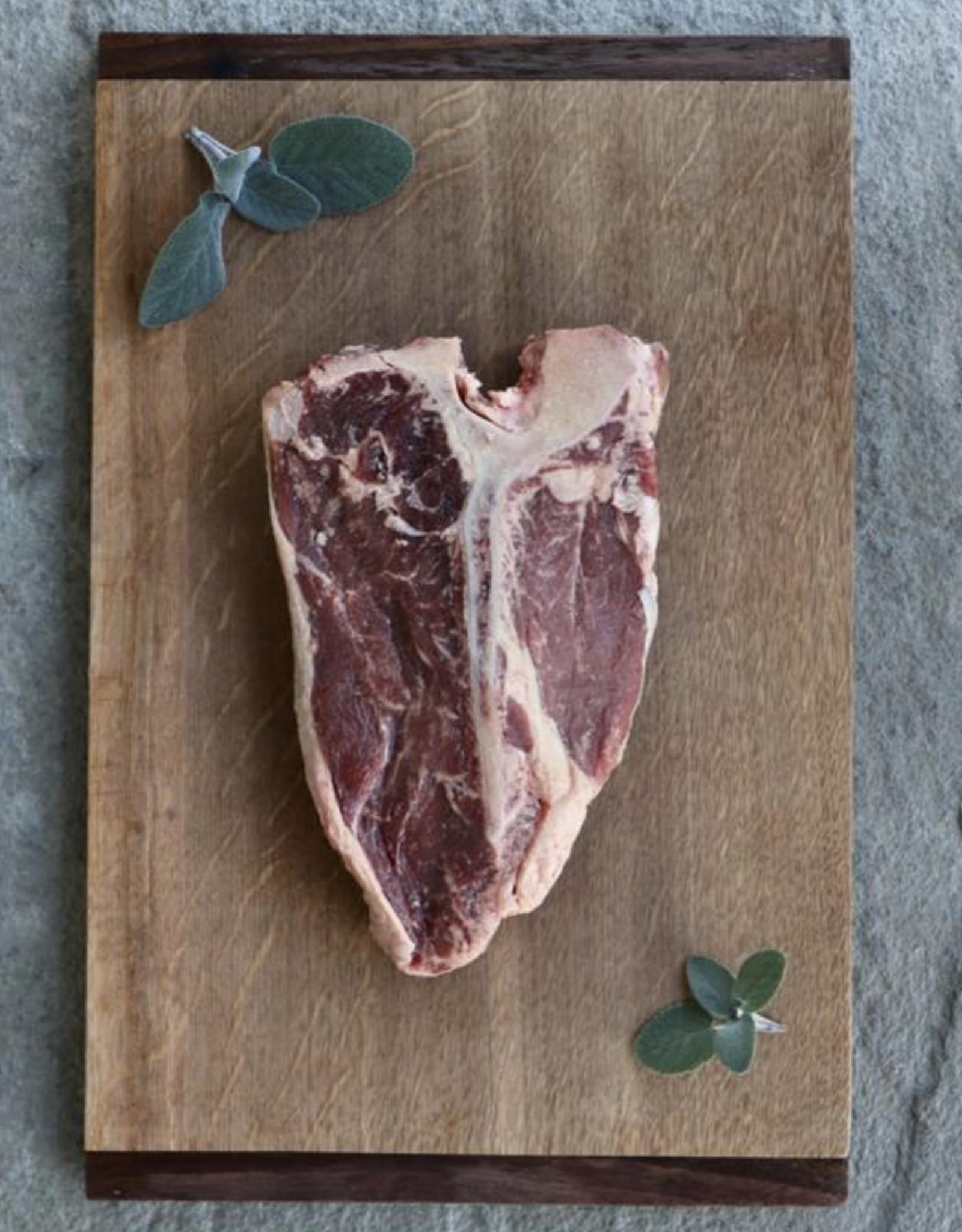 New Item Chapel Hill Farm Porterhouse Steak 20oz