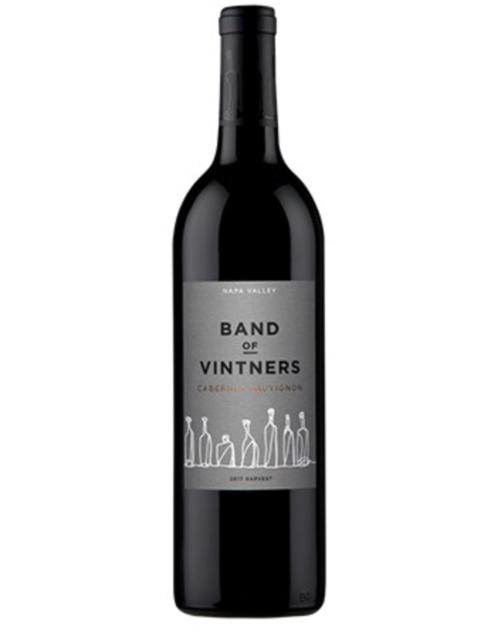 Consortium Band of Vintners Cabernet Sauvignon Napa 2018