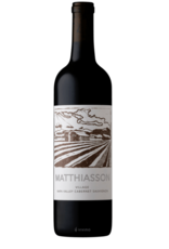 New Item Matthiasson Village Napa Cabernet Sauvignon 2018