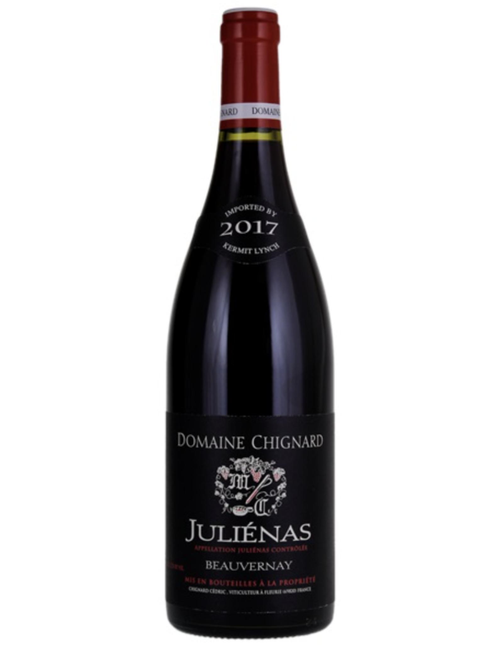 Domaine Chignard Julienas Beauvernay 2019