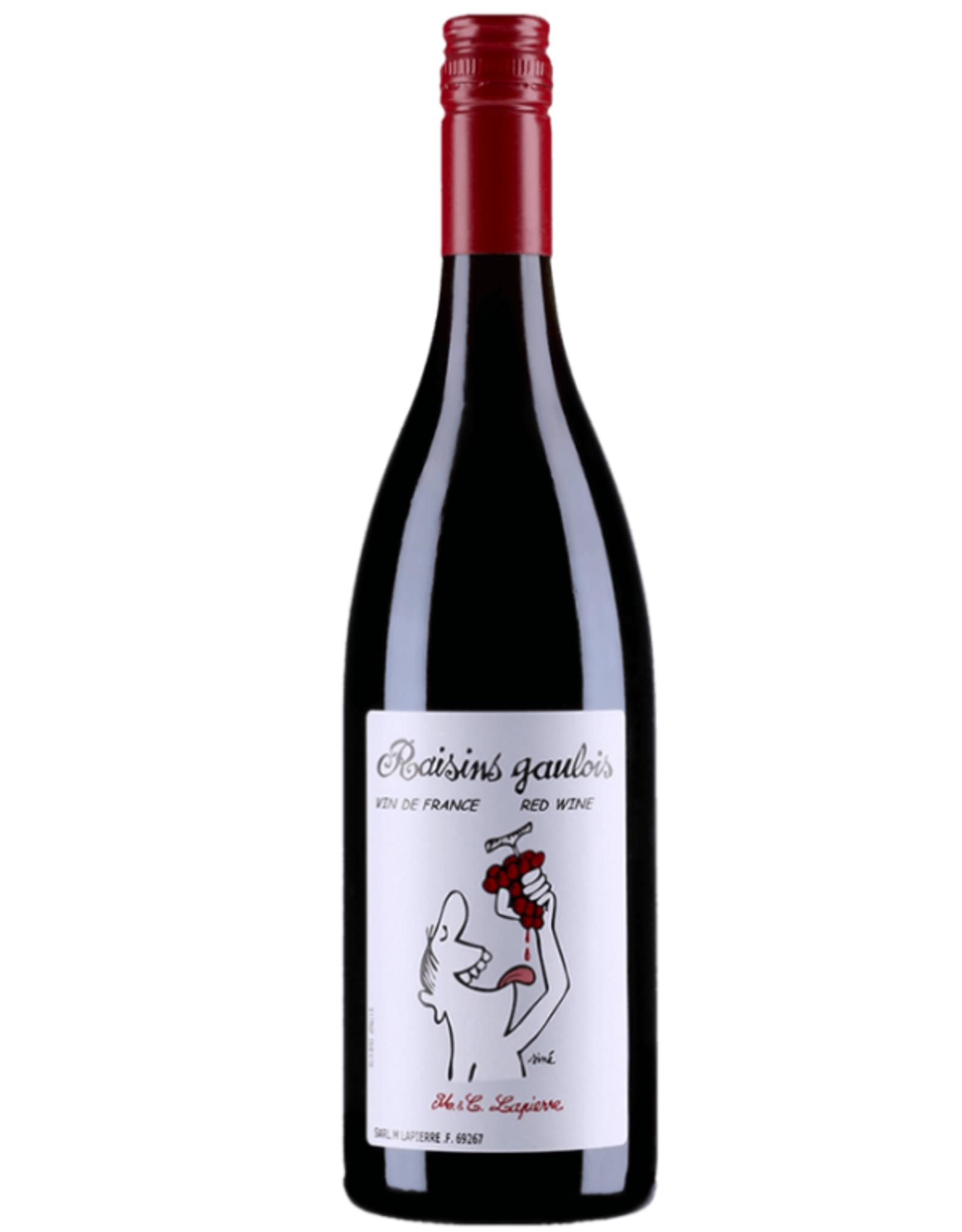 New Item Marcel Lapierre Raisins Gaulois Vin de France 2020