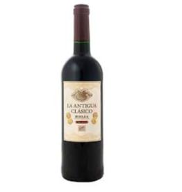 La Antigua Rioja Clasico Crianza 2012