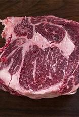 The Organic Butcher Organic Butcher Pasture Raised Ribeye 12-14oz