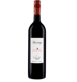 Massaya Le Colombier Red Blend 2014
