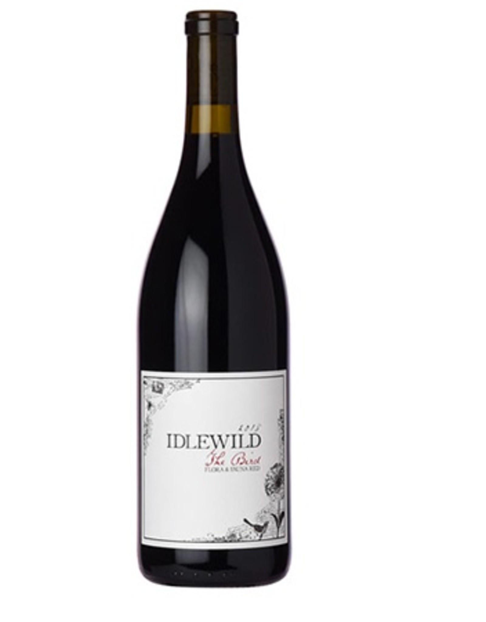 Idlewild The Bird Flora and Fauna Red Mendocino 2018