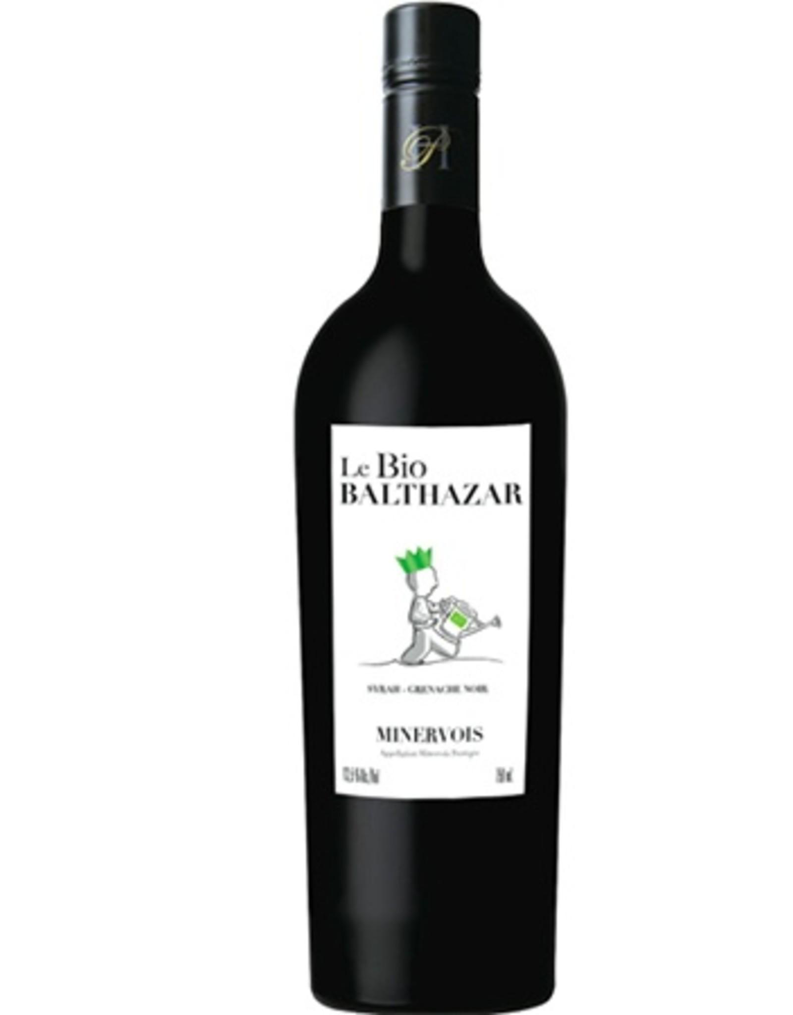 Petit Balthazar Syrah Grenache Noir Minervois BIO 2018