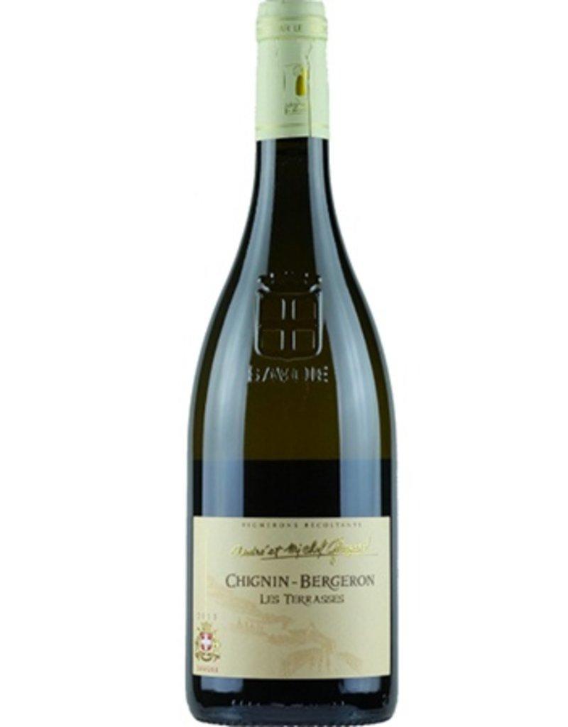 Andre & Michel Quenard Chignin Bergeron Vin de Savoie Roussanne 2016