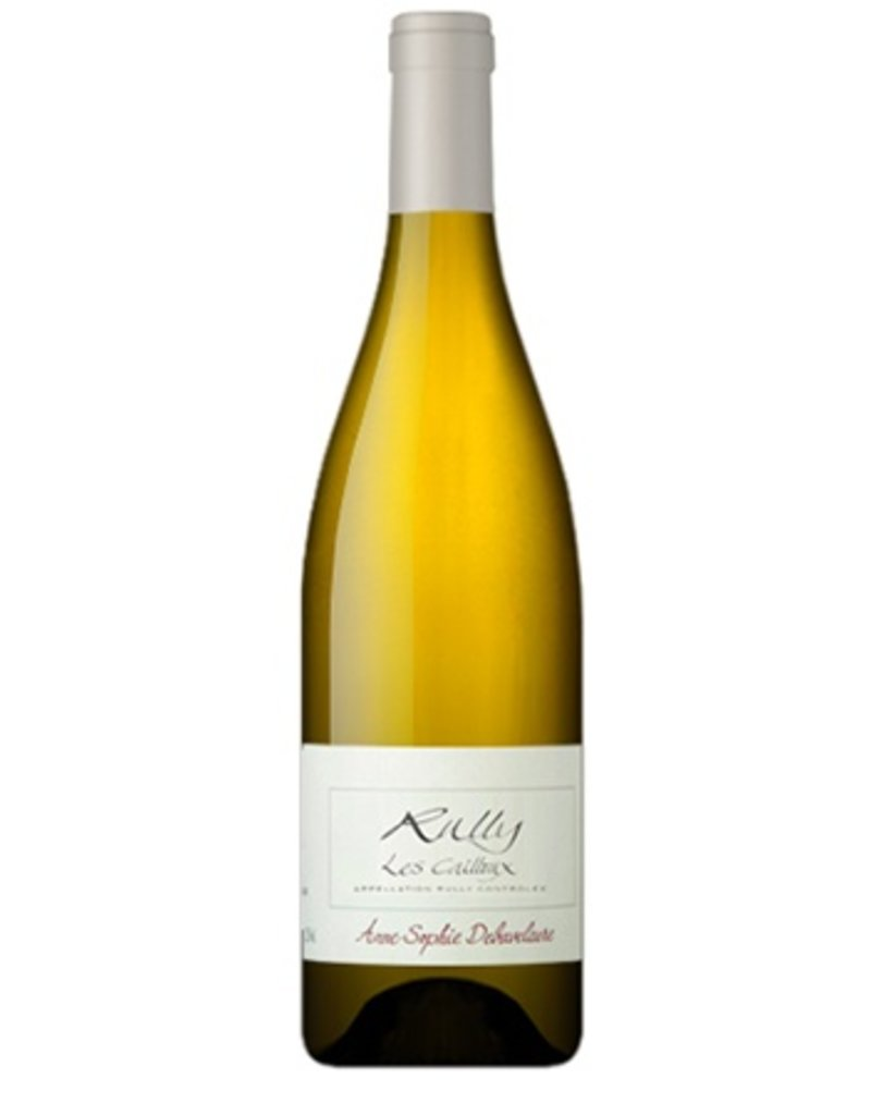 Domaine Rois Mages Rully Les Cailloux Blanc 2015