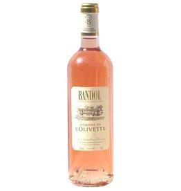 Domaine de L'Olivette Bandol Rose 2019 (Pre-arrival)