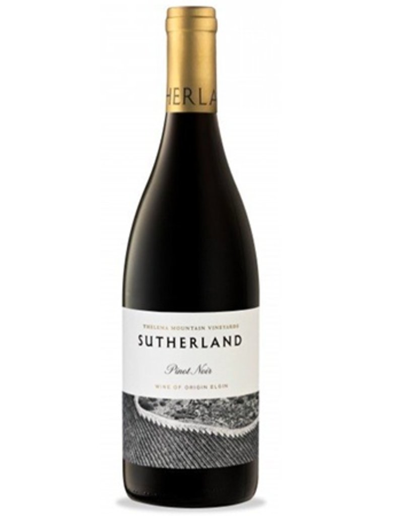 Thelema Mountain Vineyards Sutherland Pinot Noir Elgin 2014